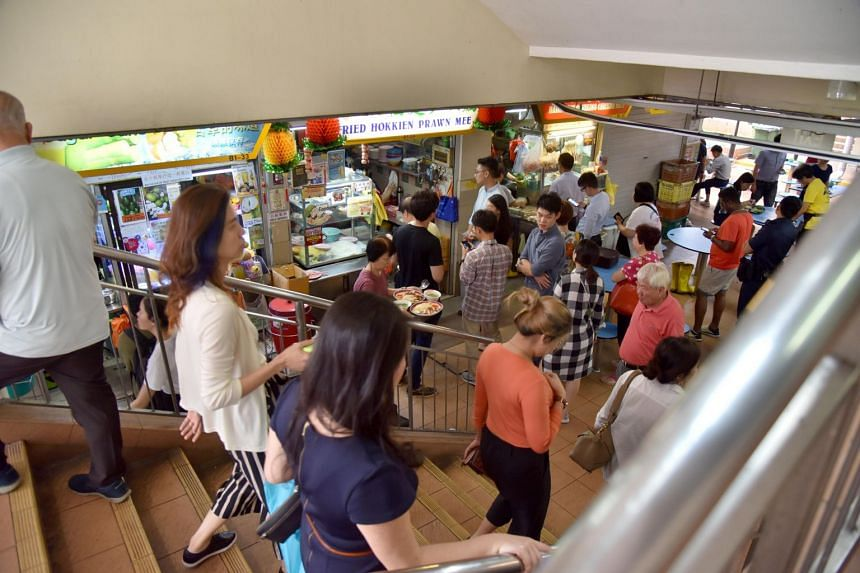 Singapore hawker culture has changed from what it was in the 50s, 60s and 70s.