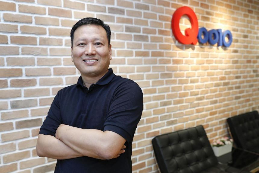 Qoo10's chief executive officer Ku Young Bae has a plan to unleash the efficiencies of blockchain technology on e-commerce.
