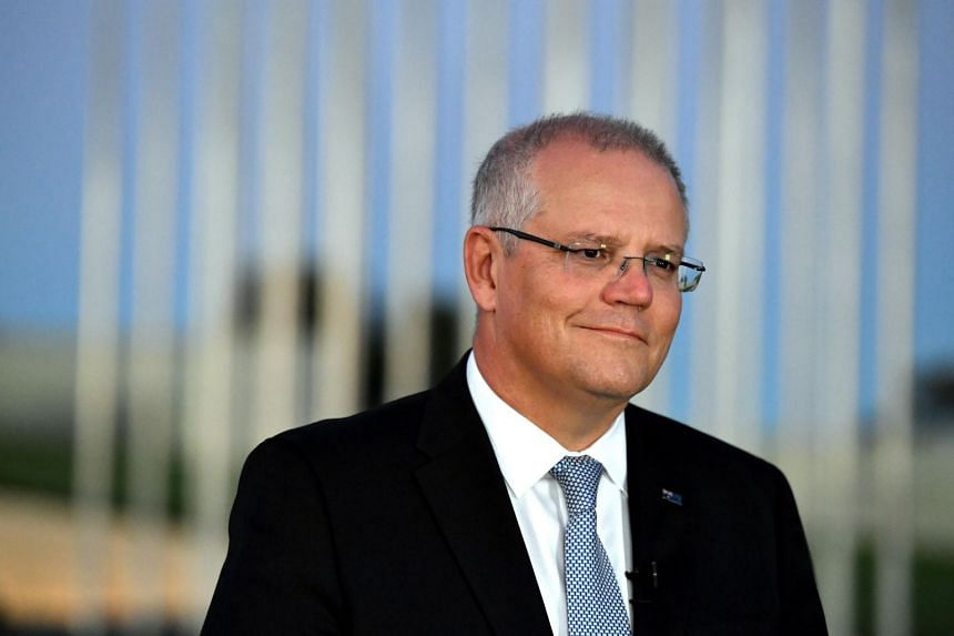 Australian Prime Minister Scott Morrison is seeking another term in office in elections expected in May.