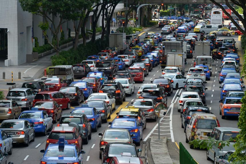 There has been little public discussion in Singapore about setting a date to completely ban the sale and use of vehicles powered by fossil fuels.