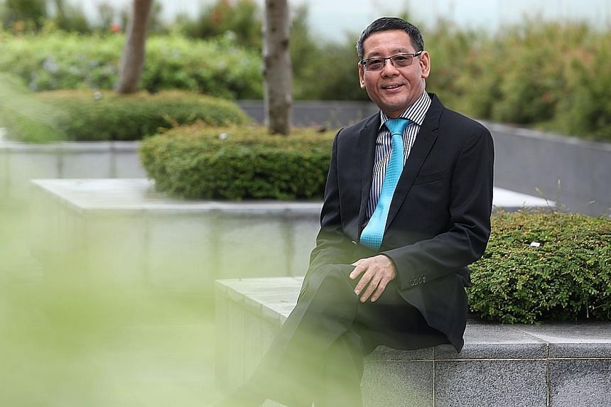 Associate Professor Yeoh Khay Guan, 56, is leading a project under a consortium to develop a blood test that detects early gastric cancer. The consortium was awarded a $25 million grant from the National Medical Research Council yesterday.