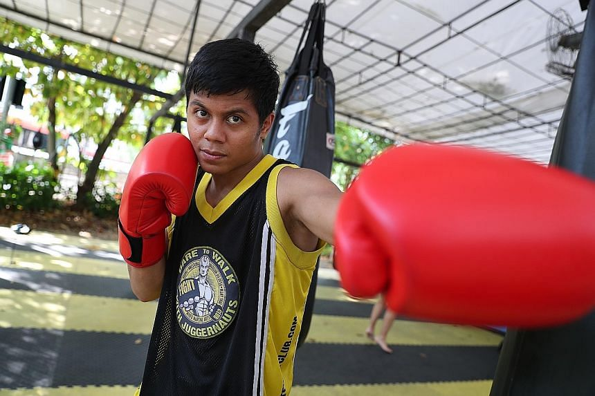 Muhammad Ashiq's super bantamweight fight against Thailand's Thattana Luangphon in Bangkok on April 20 is the 23-year-old Singaporean's biggest bout.