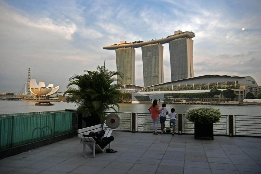 The Marina Bay Sands was featured in Hollywood blockbuster movie Crazy Rich Asians last year.