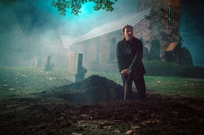 Pet Sematary is an adaptation of the Stephen King novel.