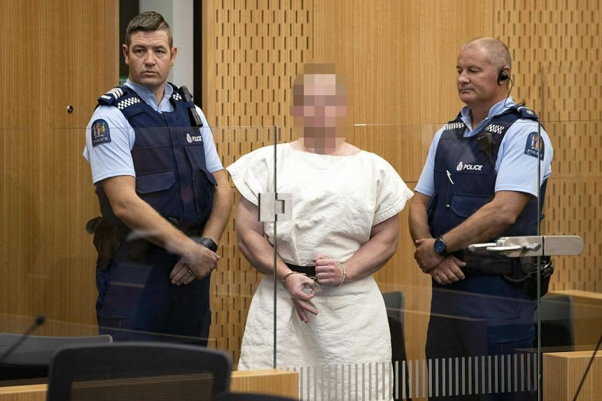 Australian Brenton Tarrant was previously charged with only one murder following the attack and has been remanded without a plea.
