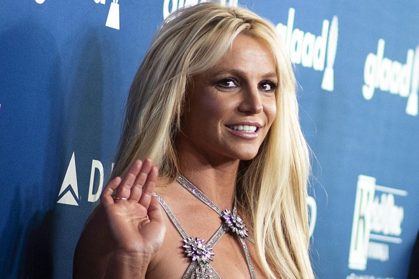 Pop star Britney Spears announced in January that she was pulling out of all her concerts and work commitments to be with her family.