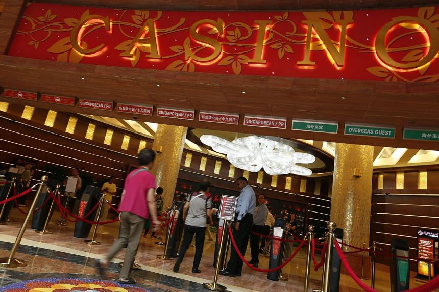 Currently, casinos are taxed 5 per cent of gross gaming revenue for premium gaming involving high-rolling patrons, and 15 per cent for mass gaming revenue.