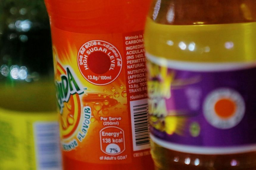 The world on average consumes more than ten times the recommended amount of sugar-sweetened beverages, and 86 per cent more sodium per person than is considered safe.