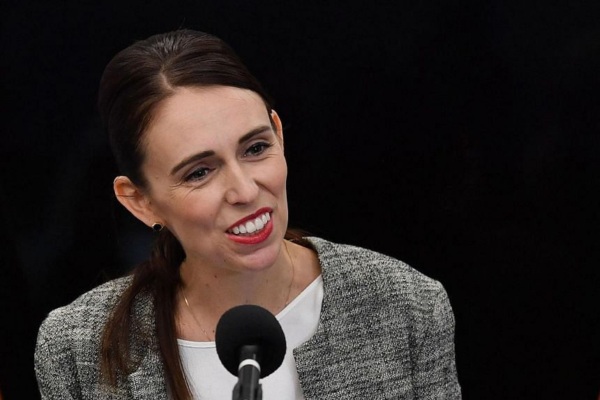 """When asked why she had helped the woman, New Zealand Prime Minister Jacinda Arden replied only: """"Because she was a mum."""""""