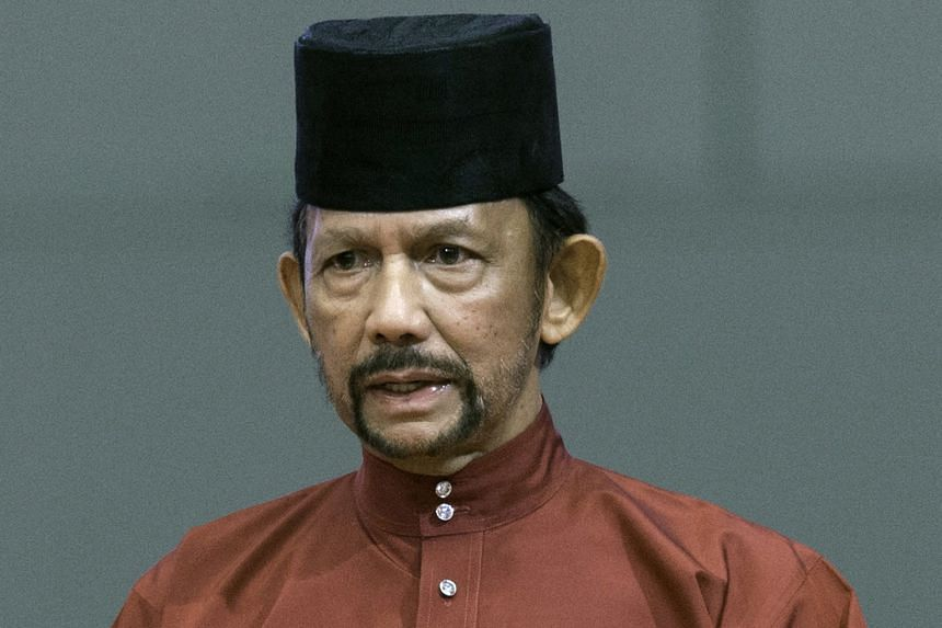 Sultan Hassanal Bolkiah's speech to mark a date in the Islamic calendar came as new syariah laws were enforced yesterday.