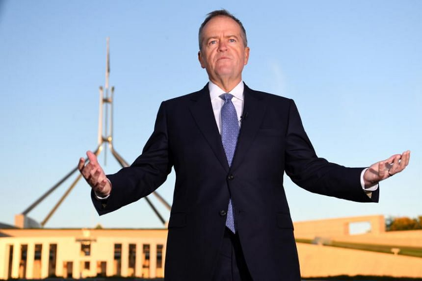 The Australian government said 94 per cent of Australians would pay a flat tax rate of 30 per cent by July 1, 2024 but Labor party leader Bill Shorten said his party will not implement those changes.