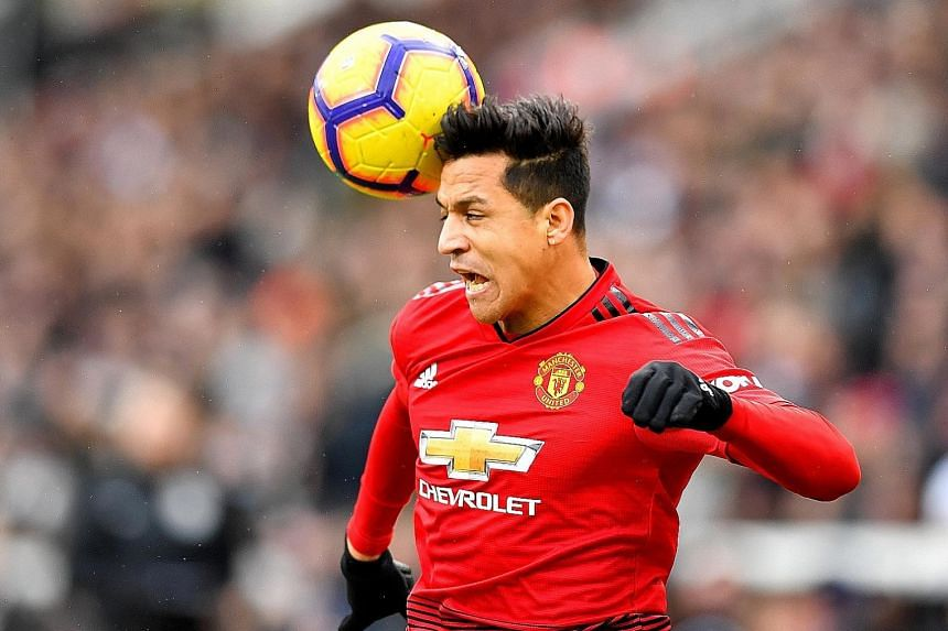 Alexis Sanchez has scored just three league goals since his move to Manchester United from Arsenal in January last year