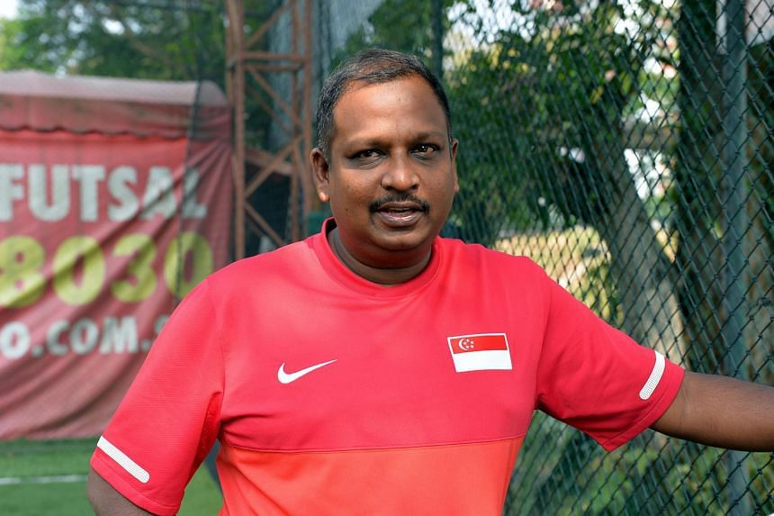 Zainudeen Hassan's key responsibilities include working closely with coaches from Singapore Premier League clubs and their centre of excellence programmes, as well as implementing the FAS coach education syllabus.