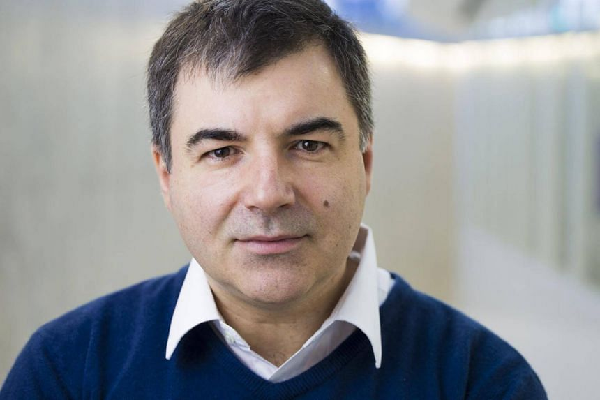 Professor Konstantin Novoselov, 44, starts work at the National University of Singapore on Monday (April 8) as Distinguished Professor of Materials Science and Engineering.