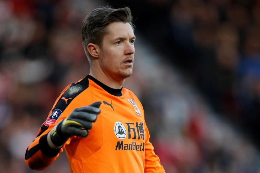 "Wayne Hennessey was charged with an ""aggravated breach"" of the rules governing player conduct in January 2019 after being pictured with his right arm in the air in a photo posted on Instagram by Palace teammate Max Meyer."