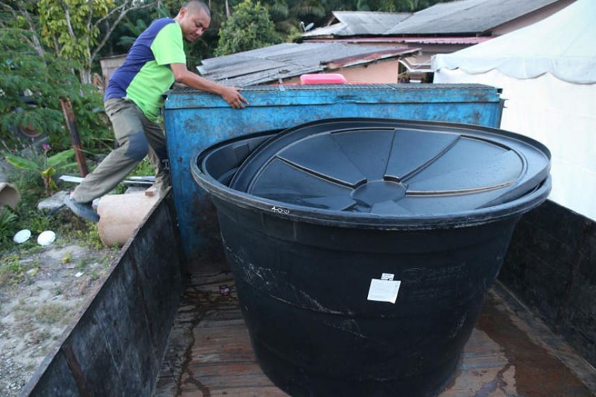 Ammonia pollution: Water supply restored in most Kulai homes
