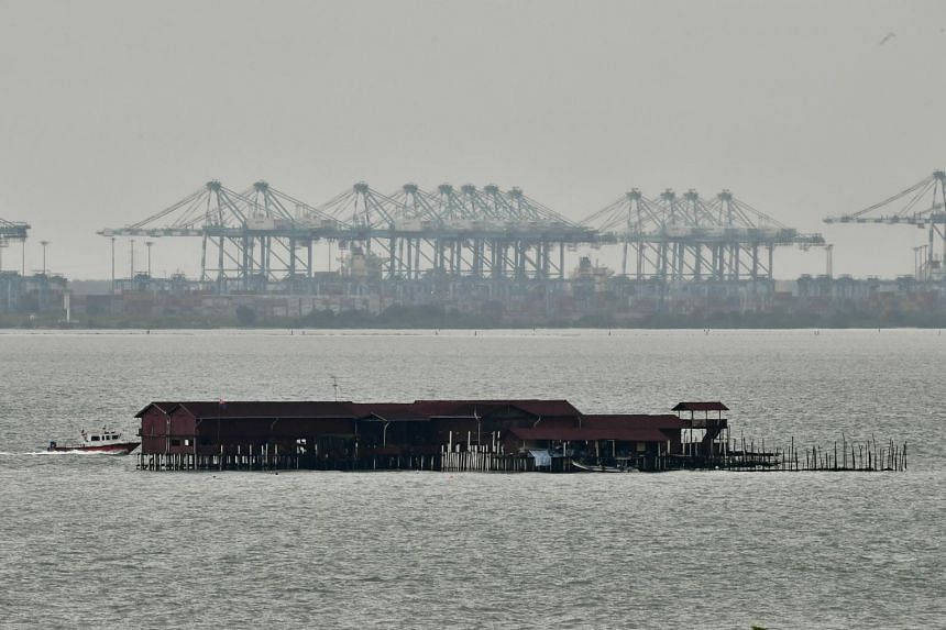 Malaysia is developing a multi-million-dollar project off Johor's Port of Tanjung Pelepas to enable ships to transfer their cargo to other vessels without having to dock at the berths.