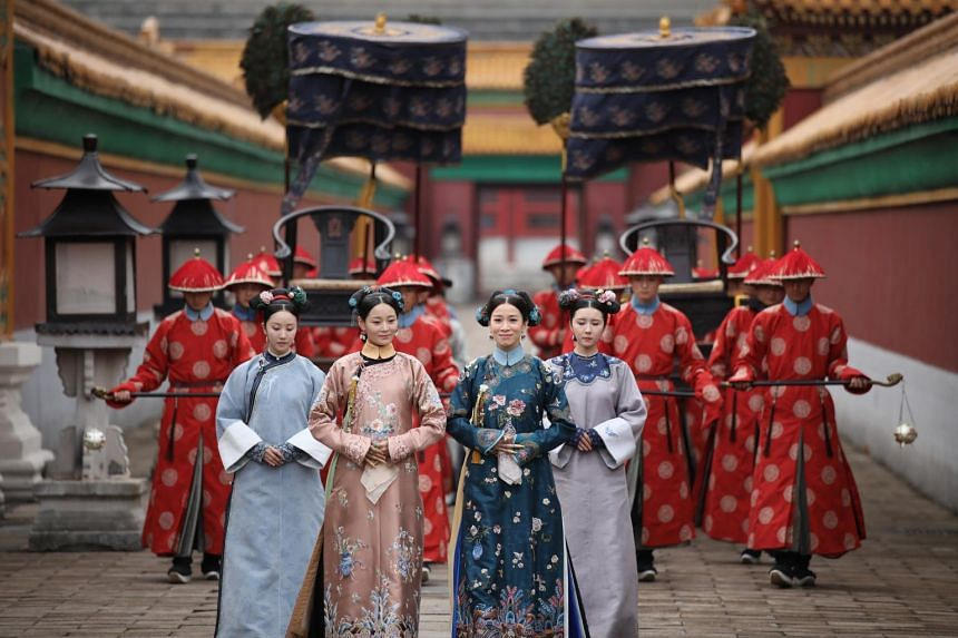 What's behind China's crackdown on Story of Yanxi Palace and other