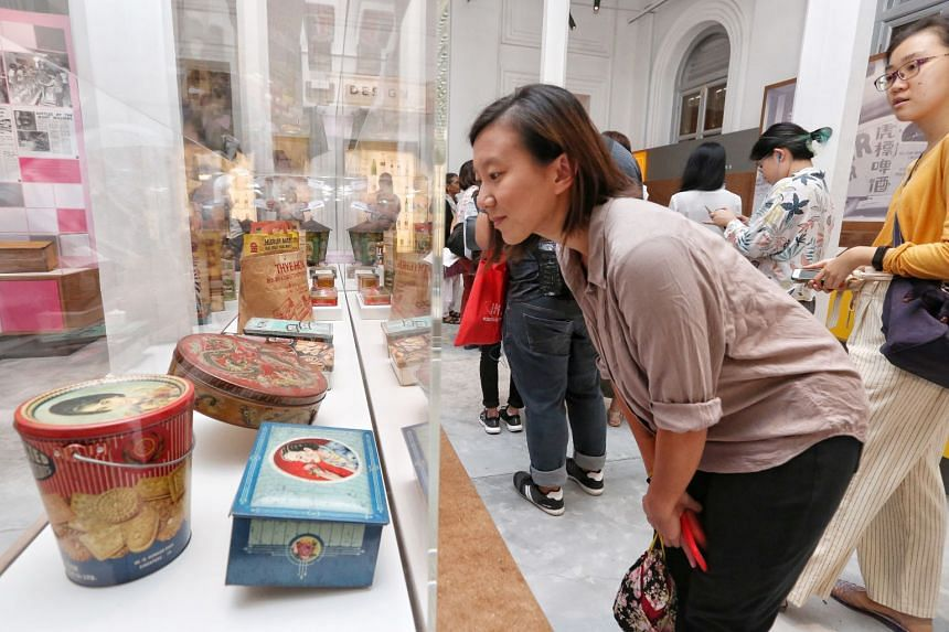 A new exhibition at the National Museum of Singapore.