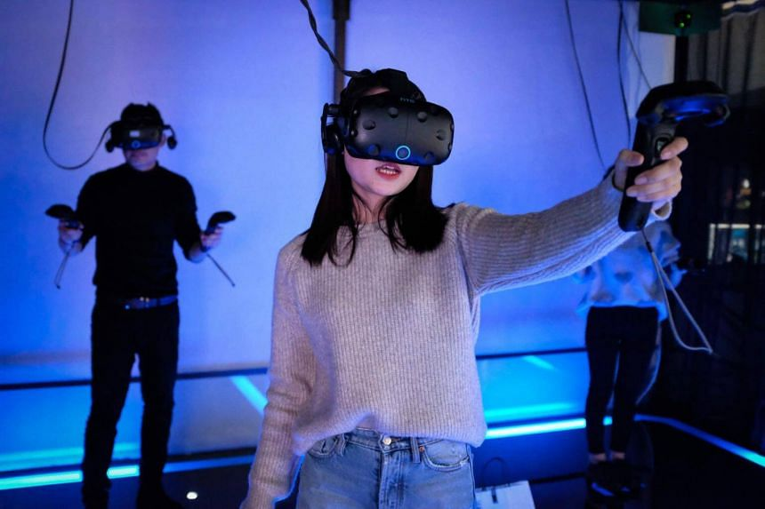 China had an estimated 3,000 VR arcades in 2016, and the market was forecast to grow 13-fold between then and 2021 to amount to 5.25 billion yuan, according to a joint report by iResearch Consulting Group and Greenlight Insights.
