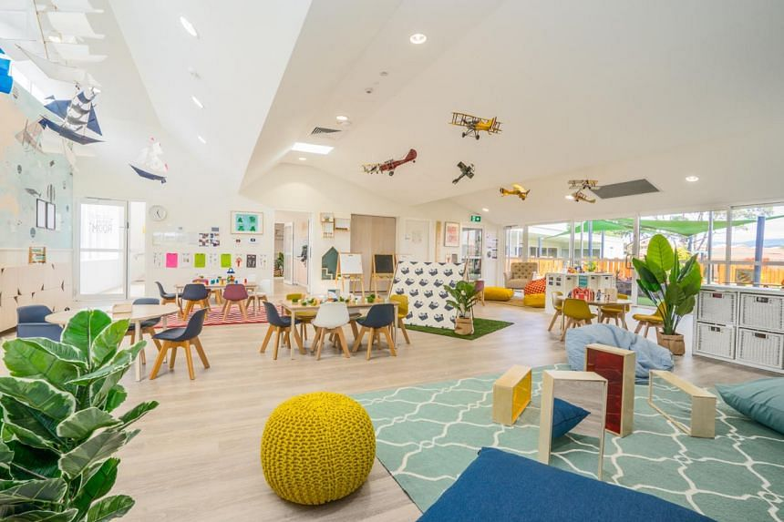 The Shellharbour Early Learning centre is one of eight pre-schools in the suburbs of Sydney being acquired by MindChamps.