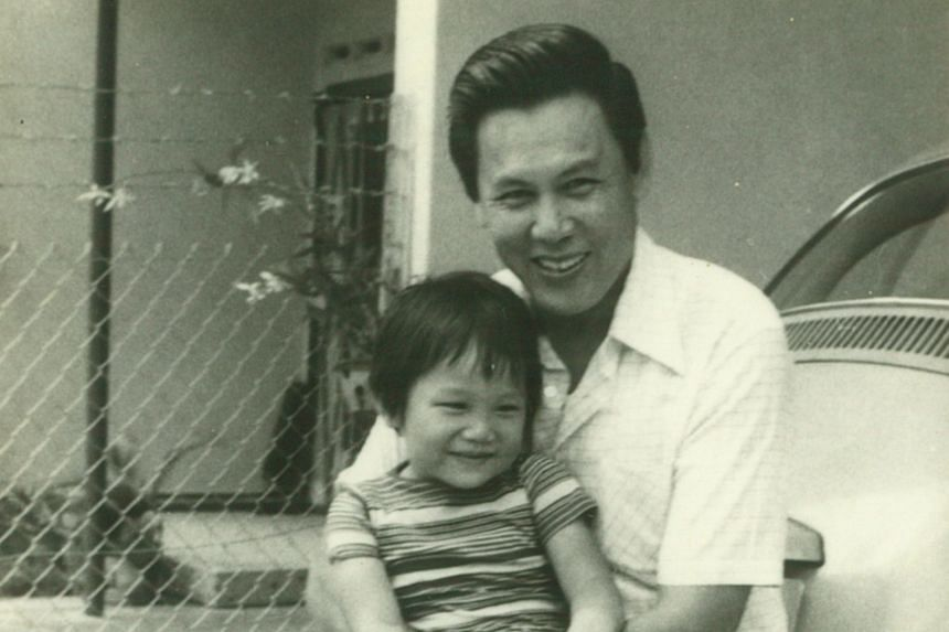 Mr Yong, at the age of four, with his father, a store supervisor. When he was 10, his father died, and he later set up the Yong Hon Kong Foundation, which has donated millions to charitable causes, in his memory. Among the various initiatives that mi