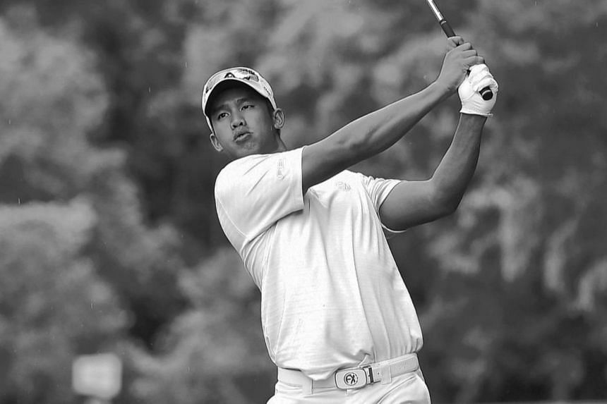"""Malaysian golfer Arie Irawan died of """"apparent natural causes"""" on in his hotel room on Hainan island, on April 7, 2019."""