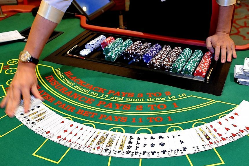 More people in Singapore seek help for gambling problems, Singapore News & Top Stories - The Straits Times