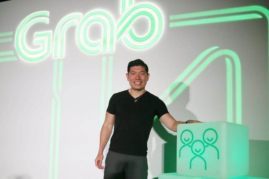 """""""We expect to raise US$6.5 billion of total capital this year,"""" Grab CEO Anthony Tan said in an interview."""