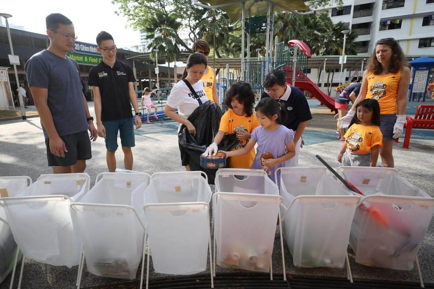 Perhaps providing incentives will stimulate change, and get more Singaporeans to care about the environment.