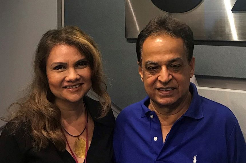 The author of Money Secrets: Cruise Your Way to Financial Freedom' - Mano Sabnani (right) -  shares with Money FM's Michelle Martin tips for investors to master the Reits game.