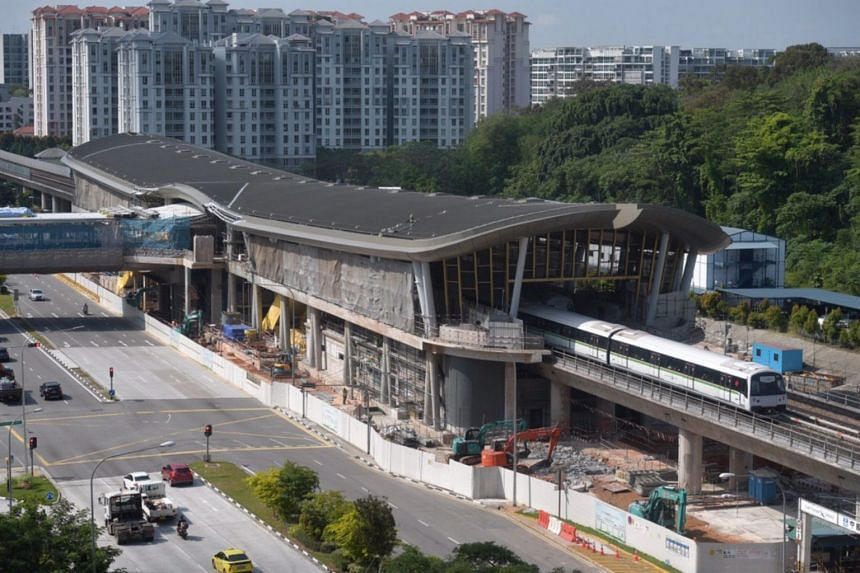 75 per cent of construction works at Canberra station have been completed, and the new station is expected to open by the end of this year.