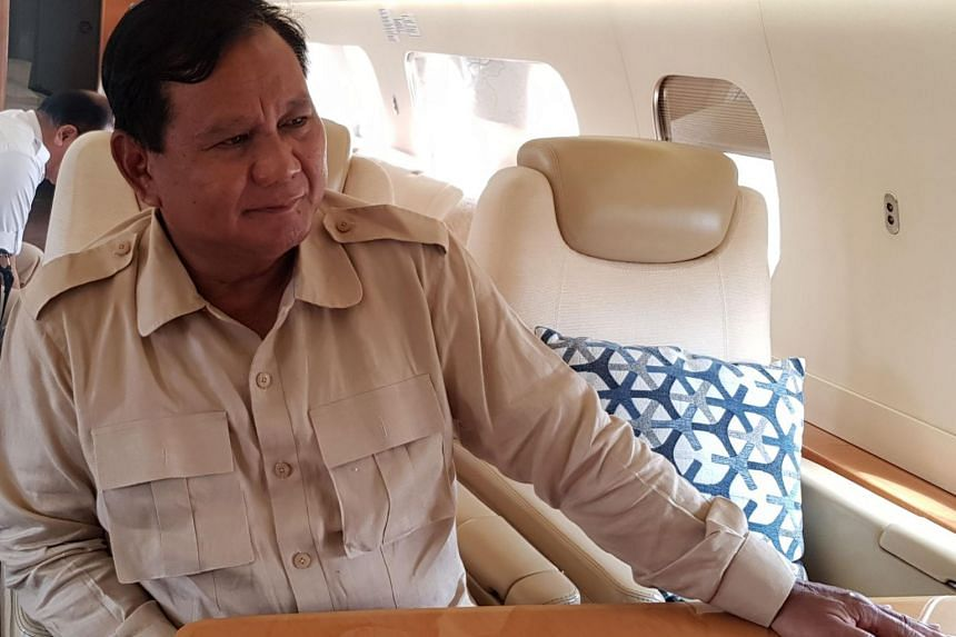 Presidential hopeful Prabowo Subianto said he will prioritise fighting graft if he is elected at the April 17 polls against incumbent President Joko Widodo.
