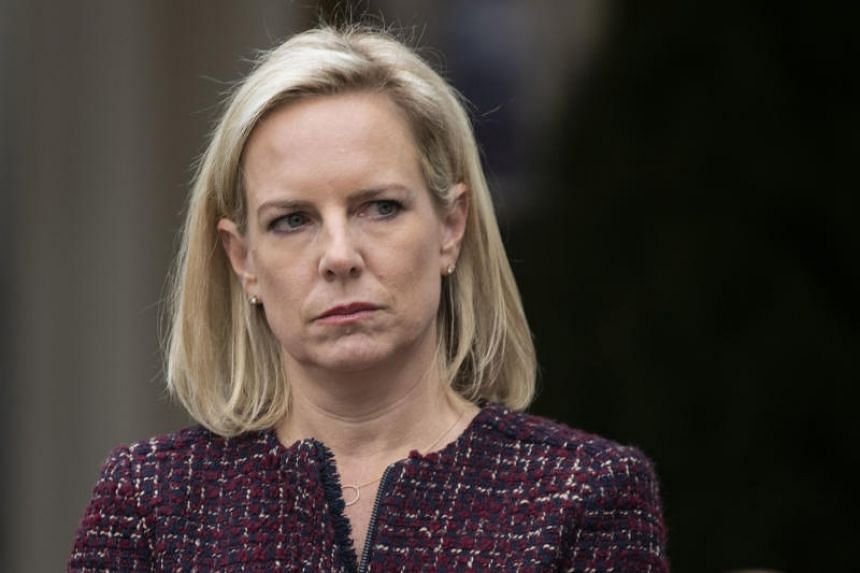 Democrats worry Trump will replace Nielsen with an immigration hard-liner