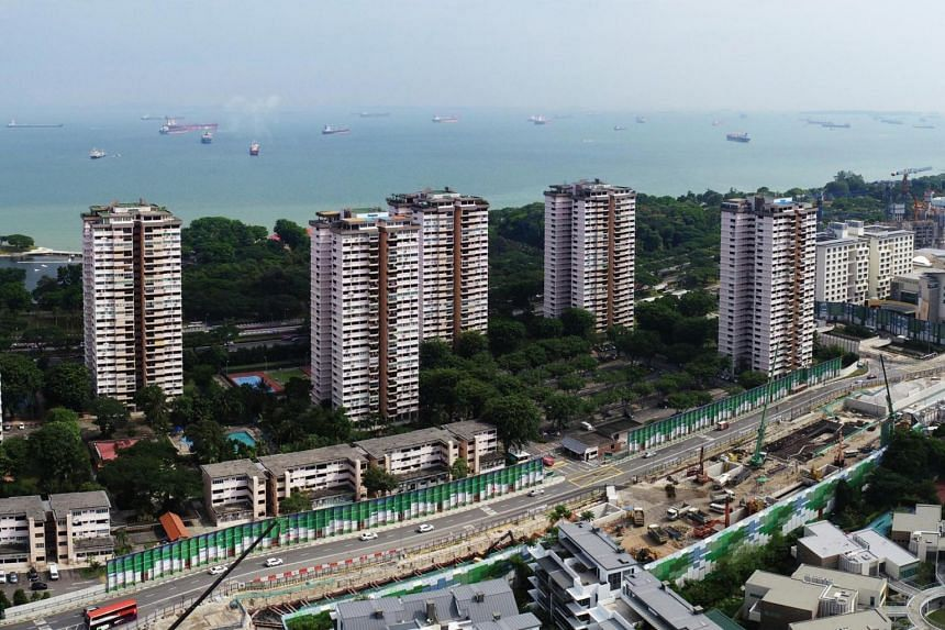 Laguna Park was last put up for collective sale in September 2018 at the same reserve price, after two attempts by owners of the development in 2007 and 2010.