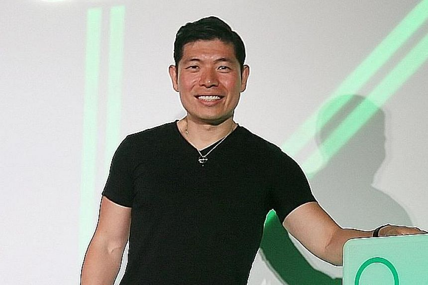 Grab chief executive Anthony Tan says the ride-hailing giant aims to raise a total of US$6.5 billion (S$8.8 billion) this year and plans to invest in Indonesia to take on rival Gojek. Grab is backed by big names such as SoftBank, which Mr Tan says ha