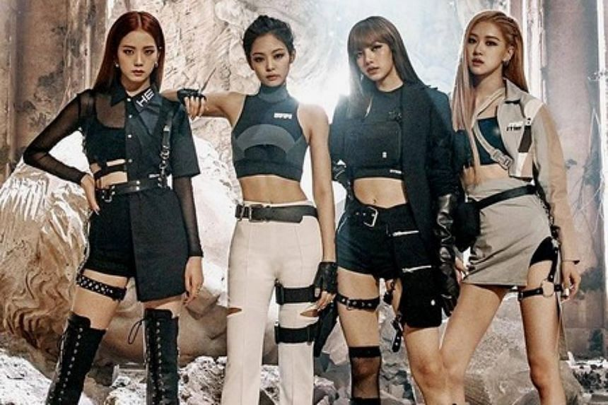 Blackpink took just two days and 14 hours to notch up 100 million views for the video of their song Kill This Love that was released on April 4.