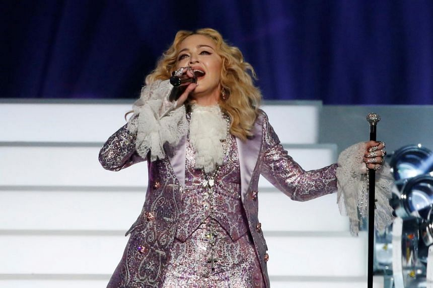 Pop superstar Madonna will perform two songs in Tel Aviv during the three-day competition which features musicians from more than 40 nations.