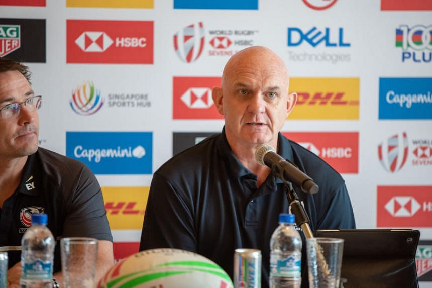 """World Rugby competitions operations manager Douglas Langley said Singapore is in a """"fantastic situation"""" to aid in the growth of the sport in Asia."""