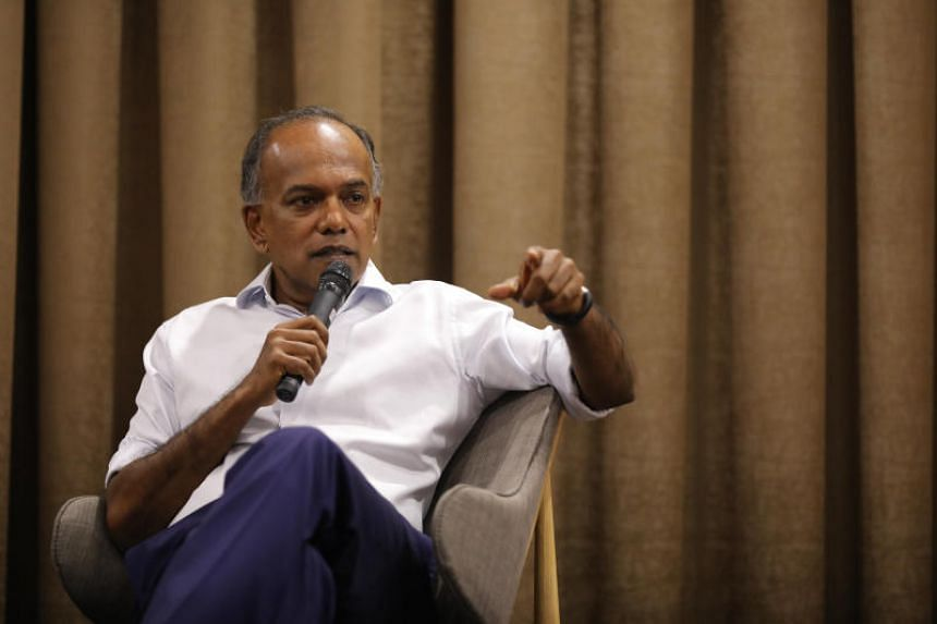 """Law and Home Affairs Minister K. Shanmugam said the Government is trying to reduce the cost of such appeals """"very substantially"""" and allow individuals to act without employing a lawyer."""