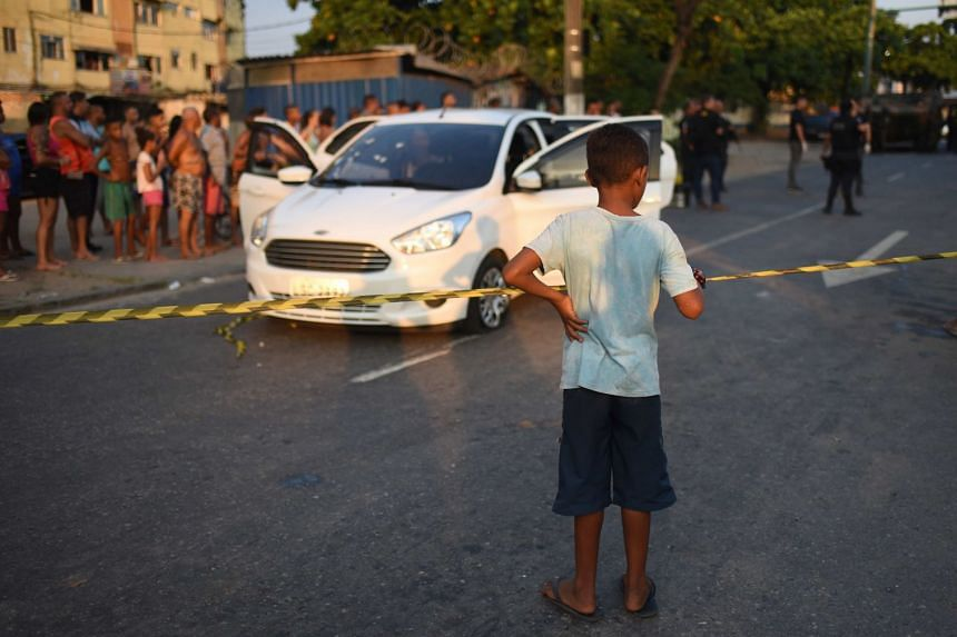 One person was killed after soldiers opened fire on a family driving to a baby shower, mistaking the car as belonging to criminals.