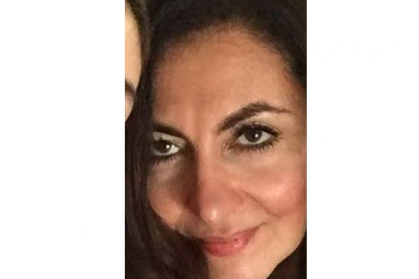 London-based group Detained in Dubai has identified the British woman as Ms Laleh Sharavesh.