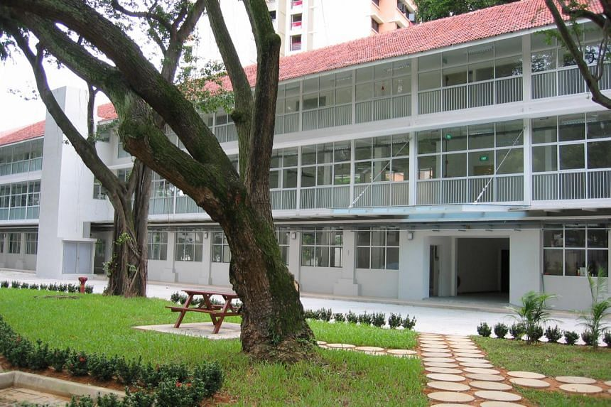The building was the former location of Keppel Primary School, before it was used as Corrupt Practices Investigation Bureau (CPIB) headquarters from 1998 to 2004.