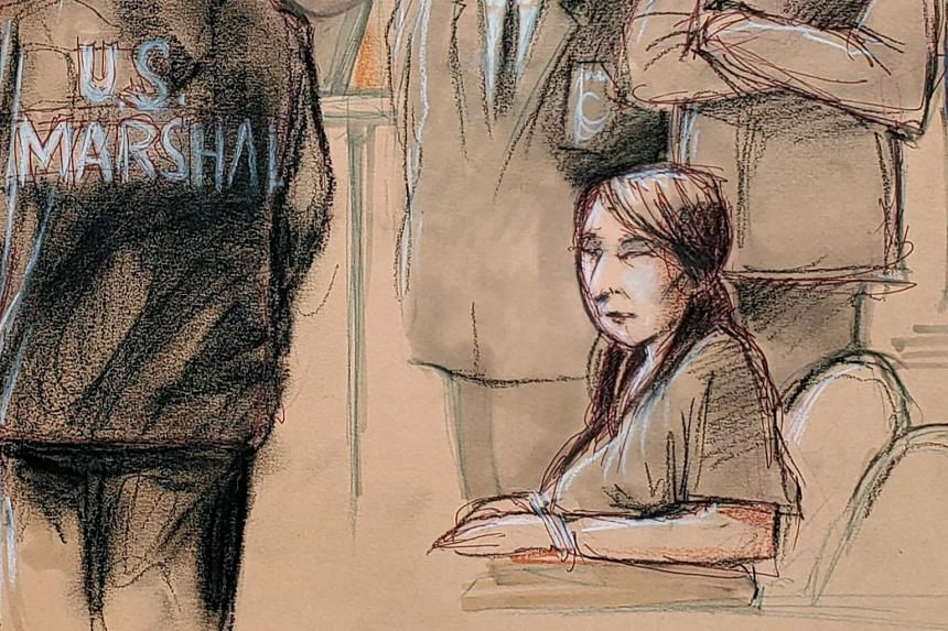 Yujing Zhang was arrested after giving conflicting reasons last month for being at the Mar-a-Lago club during one of Trump's routine weekend visits.