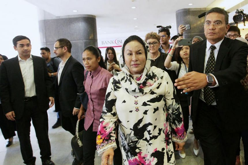 Rosmah Mansor is expected to face another corruption charge in connection with a solar power project for Sarawak rural schools.