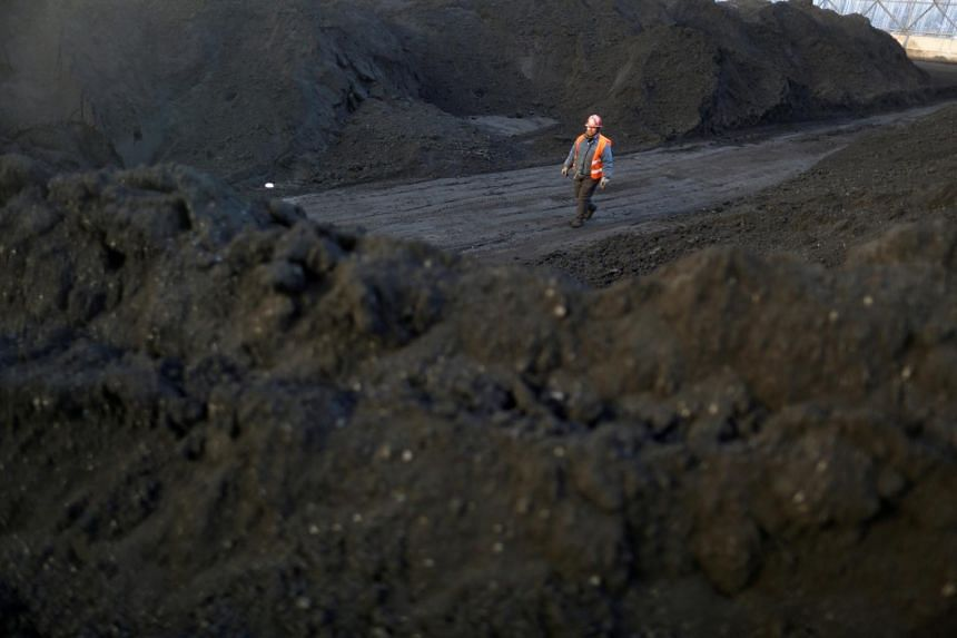 China dug up 3.55 billion tonnes of coal in 2018 but expects consumption to stay stable.