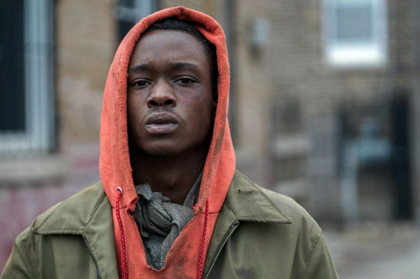 Gabriel (Ashton Sanders) finds himself in the middle of an insurrectionist plot, even though he did not ask to join the rebels.