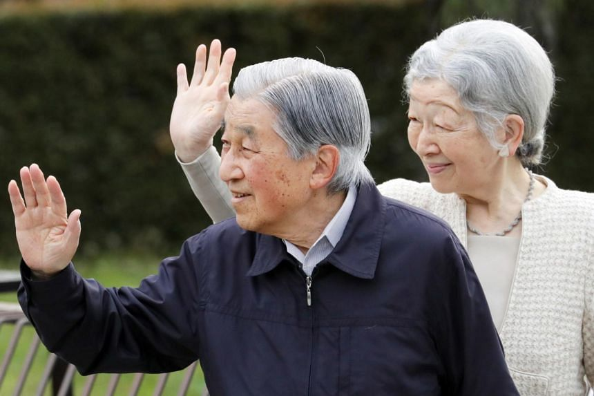 The marriage of Japan's Emperor Akihito and Empress Michiko, widely portrayed as a love-match, had captured popular imagination and helped modernise the monarchy.