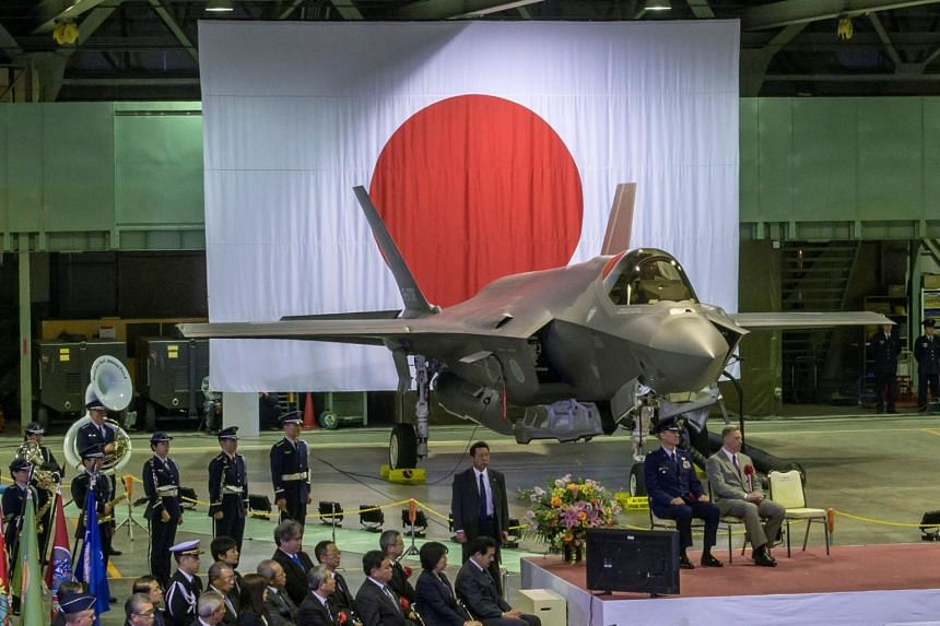 Japan's first squadron of F-35s has just become operational at the Misawa air base and the government plans to buy 87 of the stealth fighters to modernise its air defences as China's military power grows.