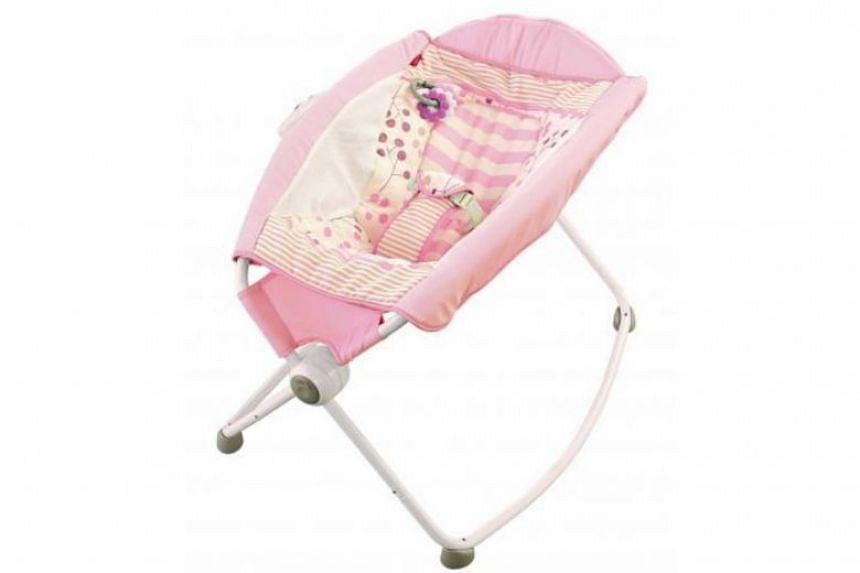 The US Consumer Product Safety Commission and Fisher-Price issued a joint statement warning parents to stop using the Rock 'n Play sleeper when a child reaches three months old or has the ability to roll over.